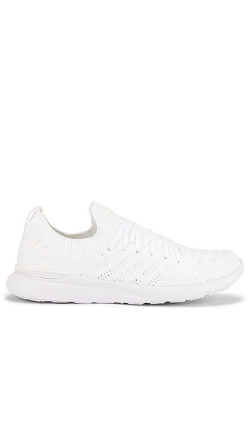 APL: Athletic Propulsion Labs TechLoom Wave Sneaker in White