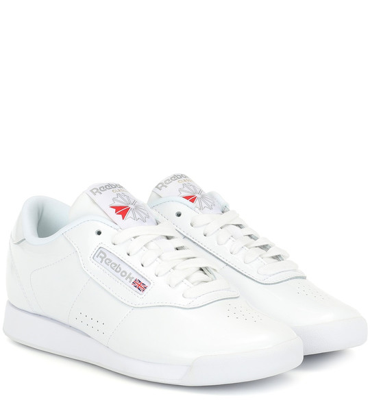 Junya Watanabe X Reebok Classic Princess sneakers in white