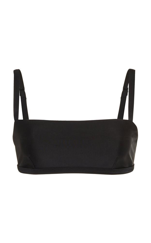 Matteau Bikini Top Size: 3 in black