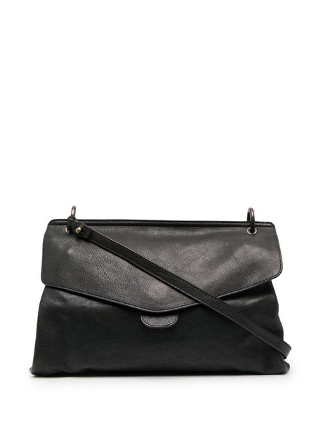 Officine Creative Nolita woven-handle leather tote bag in black