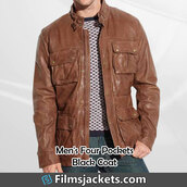 coat,mens vintage brown leather jacket,jacket,fashion,outfit,style,menswear,lifestyle,mens  fashion,men's outfit