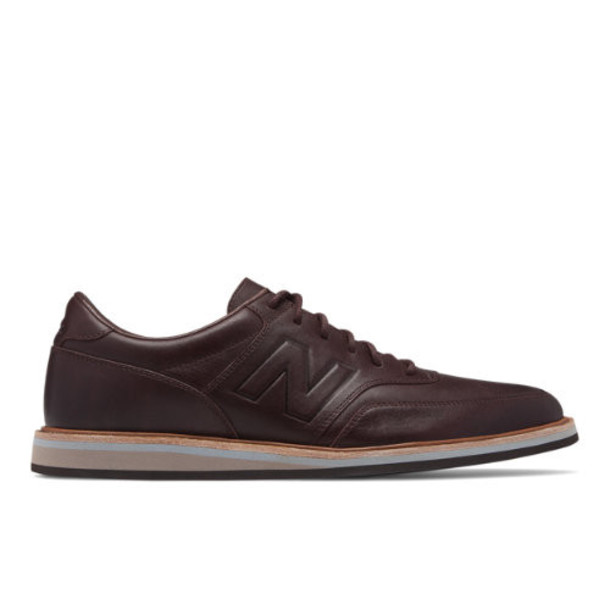 New Balance 1100 Men's Walking Shoes - Brown/Tan (MD1100BR)