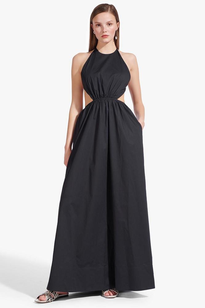 Staud APFEL DRESS | BLACK