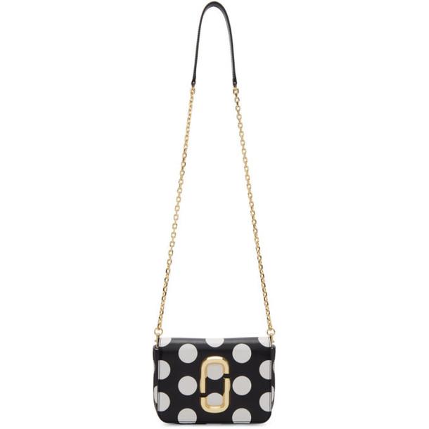 Marc Jacobs Black Dot Hip Shot Belt Bag