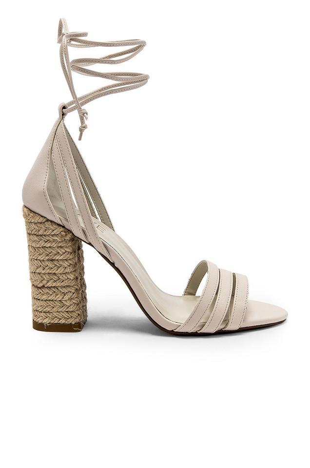 RAYE Barton Heel in white