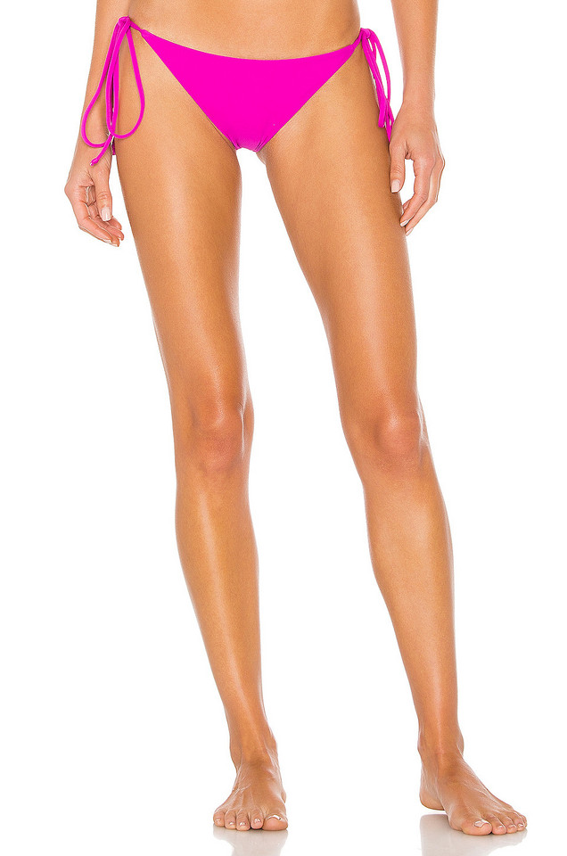 Storm Formentera Bikini Bottom in pink