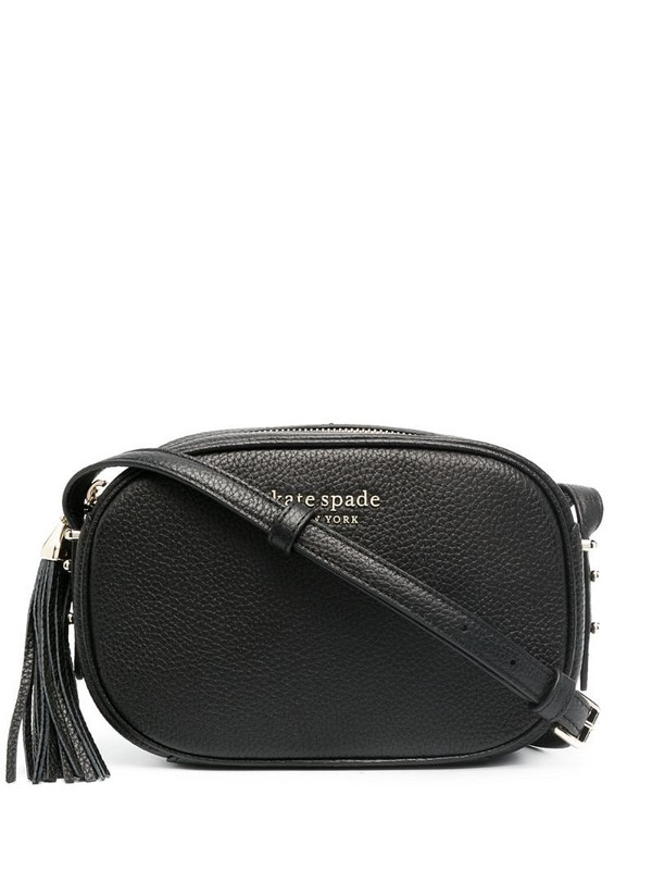 Kate Spade Roulette crossbody bag in black