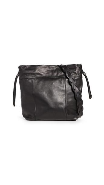 Rebecca Minkoff Alex Slouchy Shoulder Bag in black