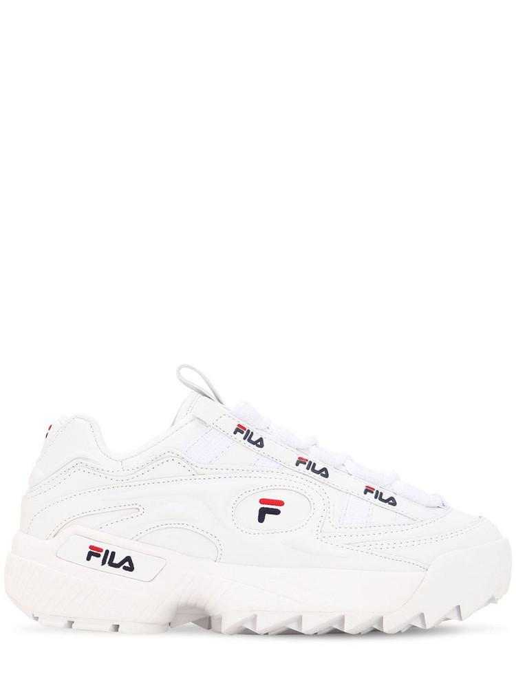 FILA URBAN Disruptor Formation Sneakers in white