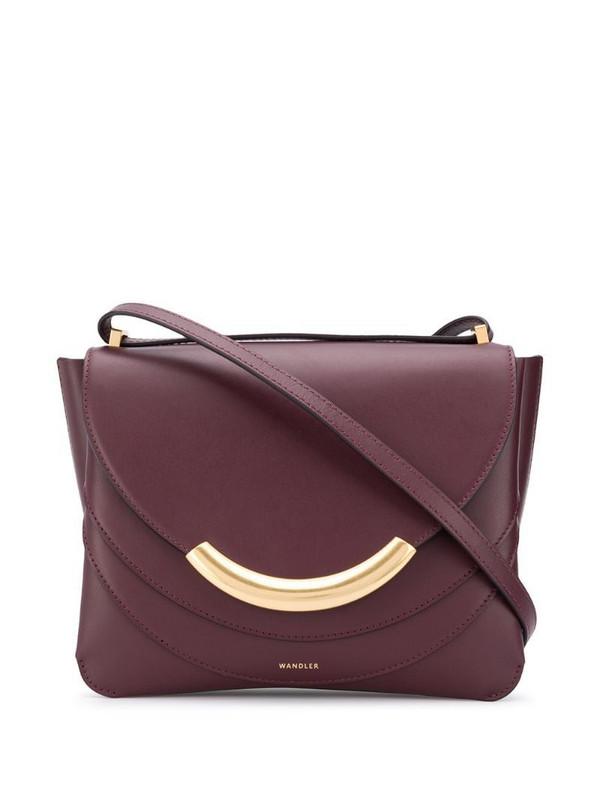 Wandler Luna Arch bag in purple