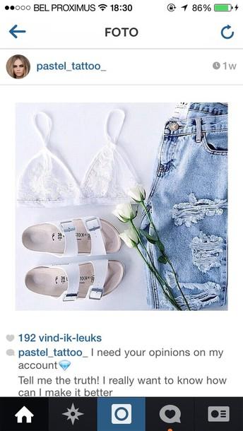 underwear bralette