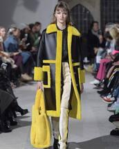 coat,black coat