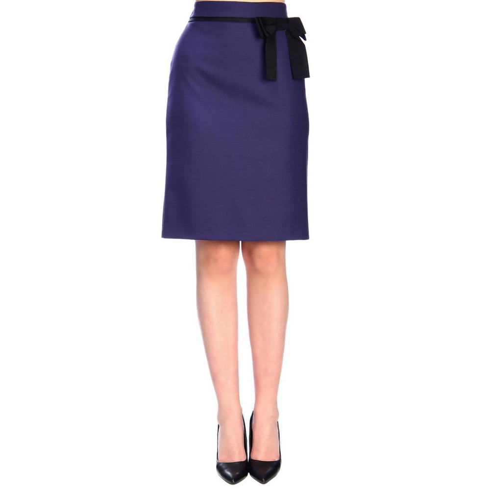 Boutique Moschino Skirt Skirt Women Boutique Moschino in blue