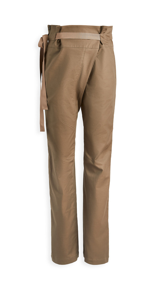 TRE by Natalie Ratabesi The Morganite Pants in khaki