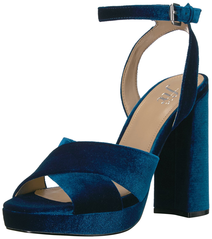 Amazon.com: The Fix Women's Gabriela High-Heel Cross-Strap Platform Dress Sandal: Clothing