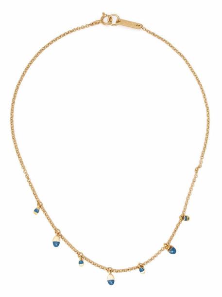 Isabel Marant Ras Du Cou necklace - Gold