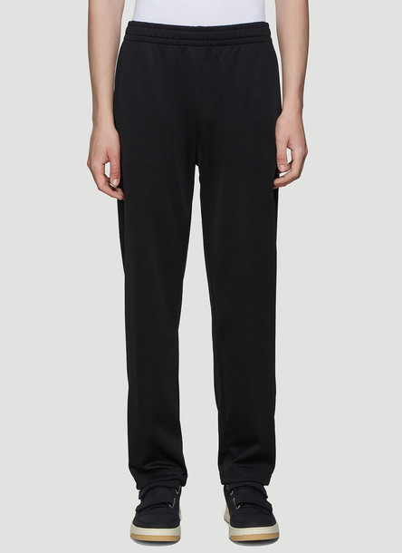 Acne Studios Emmett Drawstring Track Pants in Black size L