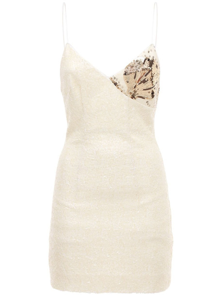 ROTATE Anastacia Sequined Mini Dress