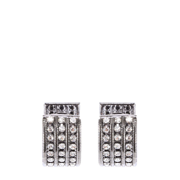 Silvia Gnecchi Earrings in black