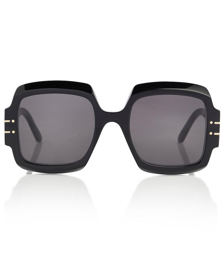 Dior Eyewear DiorSignature S1U sunglasses in black