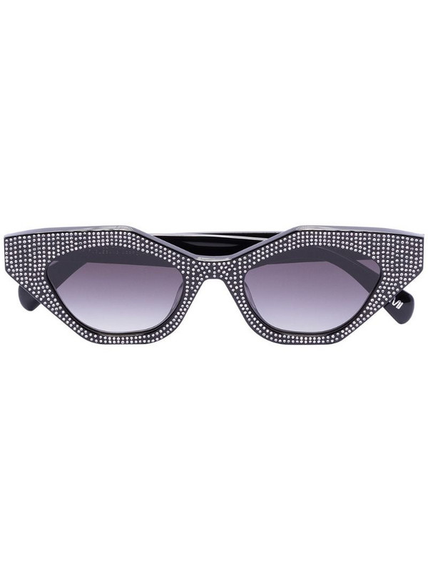 Chimi Space Star embellished sunglasses in black