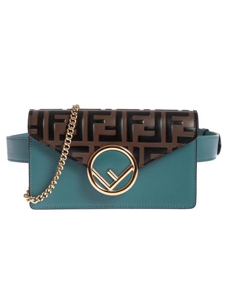 Fendi Logo Belt Bag