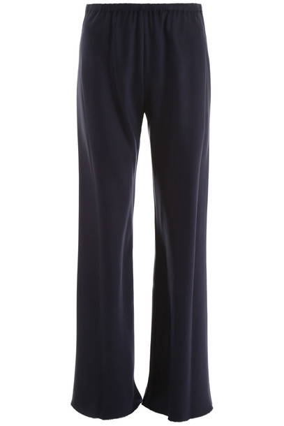 The Row Gala Trousers in blue
