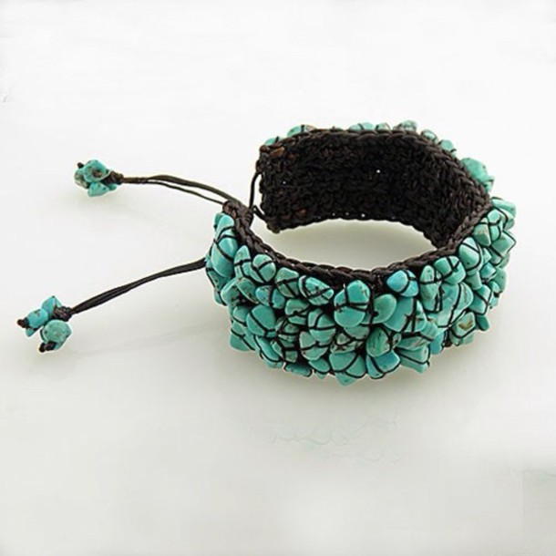 jewels turquoise jewelry bracelets