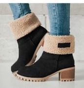 shoes,black suede