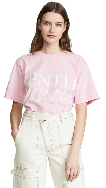 Edition10 Gentle Woman T-Shirt