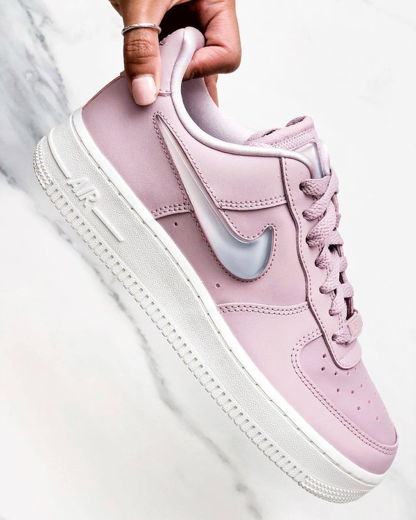 shoes pink shoes pink nike air force  1 nike air force 1