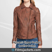 coat,womens brown leather biker jacket,leather jacket,jacket,fashion,outfit,womenswear,women's outfit,womens fashion