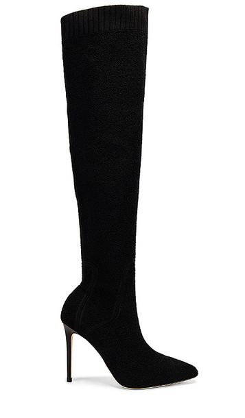 PAIGE Jessamine Boot in Black