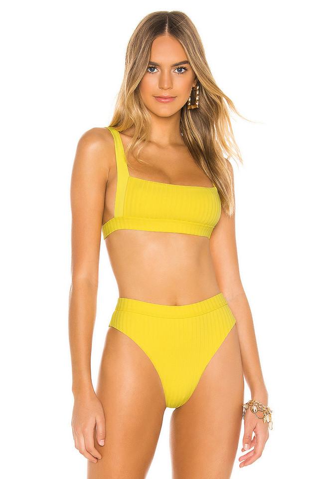 Bond Eye 90 Degrees Crop Bikini Top