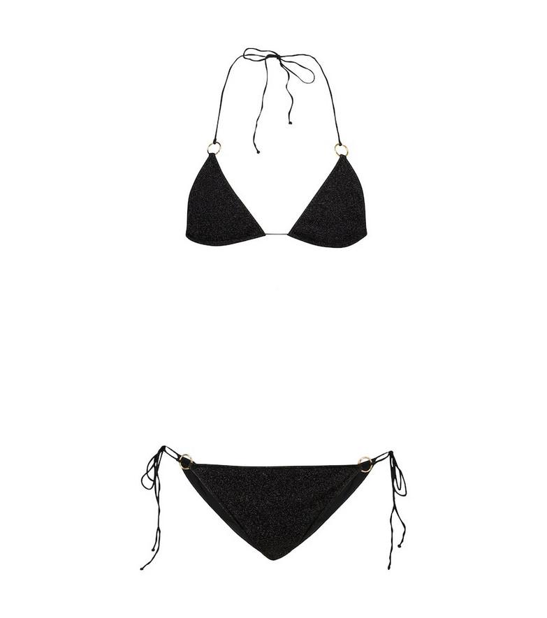 Oséree Lumière Micro bikini in black