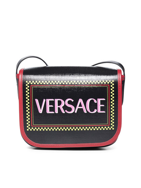 Versace Shoulder Bag in nero