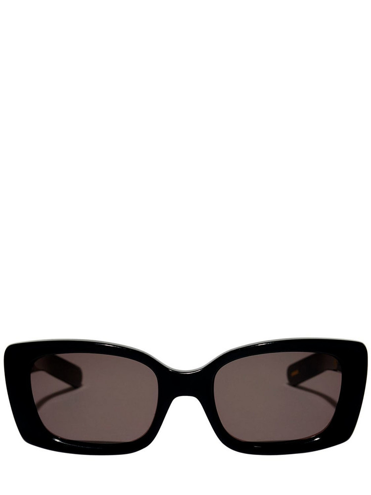 FLATLIST EYEWEAR Eazy Acetate Sunglasses in black