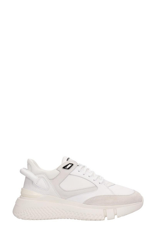 Buscemi Veloce Sneakers in white