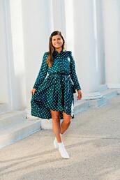 to be bright,blogger,shirt,dress,belt,shoes