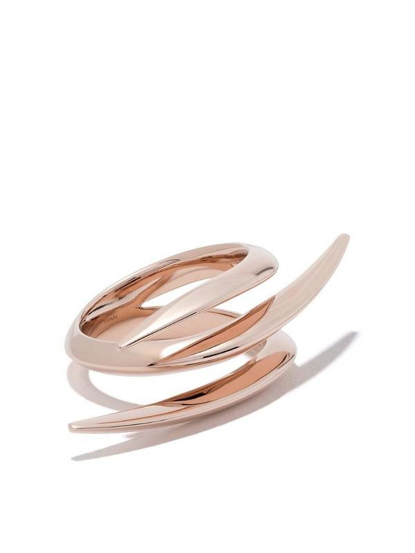 TASAKI 18kt rose gold Surge ring