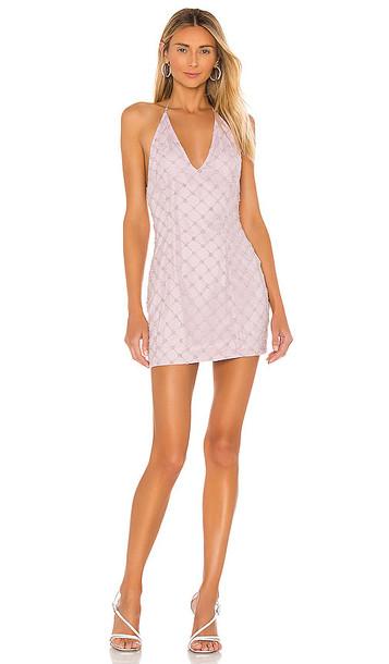 NBD Jack Dress in Lavender