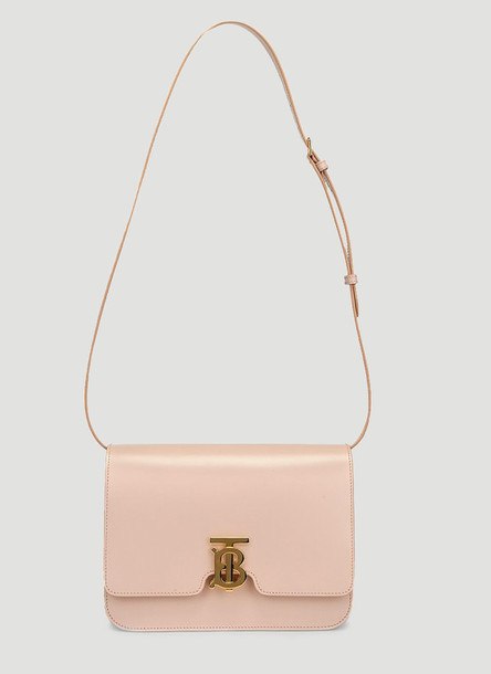 Burberry Shoulder Bag in Pink size One Size