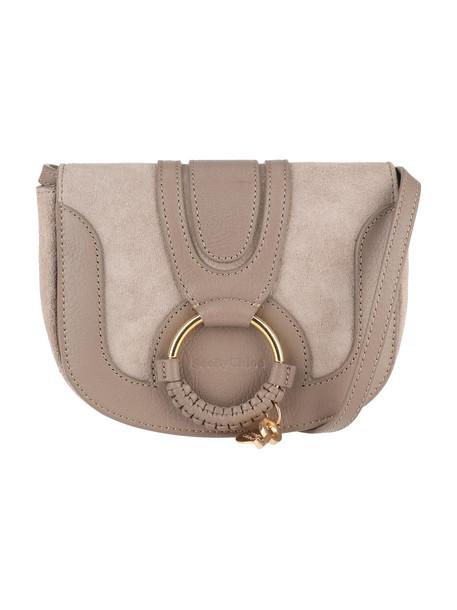 See by Chloé See By Chloe Hana Mini Shoulder Bag in grey