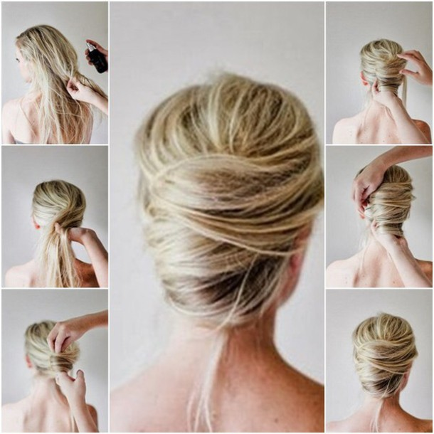 Hair Accessory French Twist Hairstyles Hair Makeup Inspo French Wedding Hairstyles Bun Wheretoget