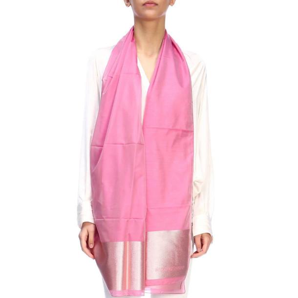 Emporio Armani Scarf Scarf Women Emporio Armani in pink