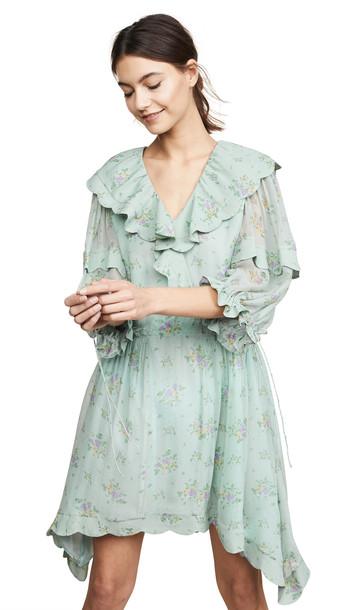 Coach 1941 Prairie Bouquet Print Dress