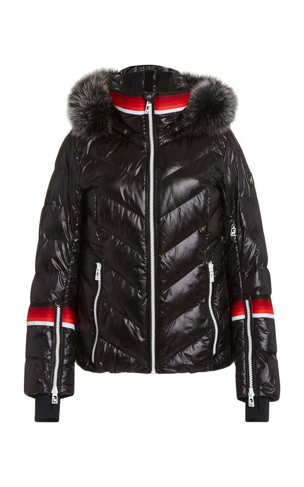 Toni Sailer Beniko Padded Nylon Ski Jacket in black