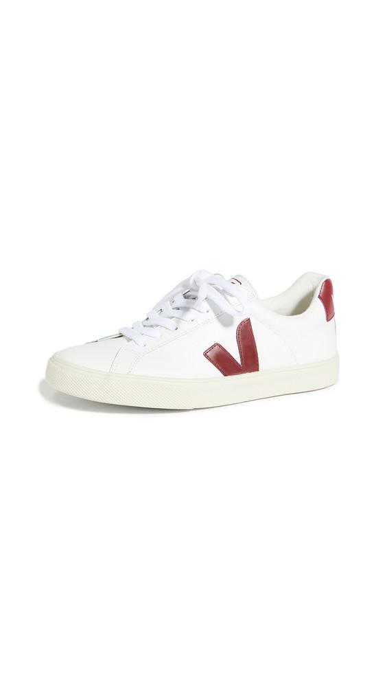 Veja Esplar Logo Sneakers in white