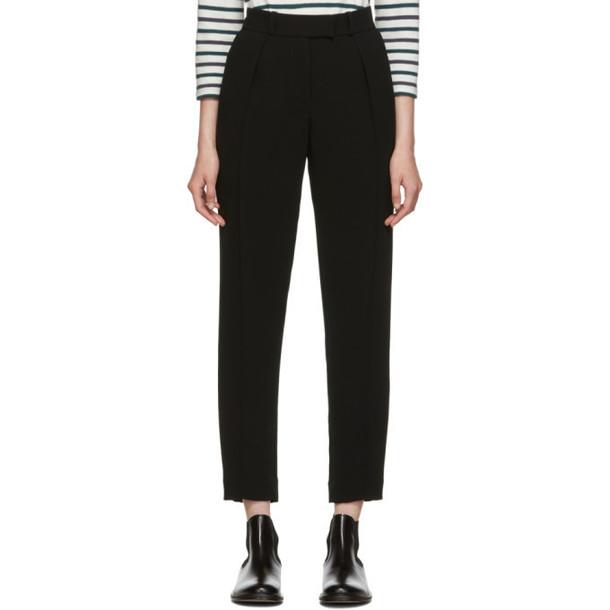 A.P.C. A.P.C. Black Sandra Trousers