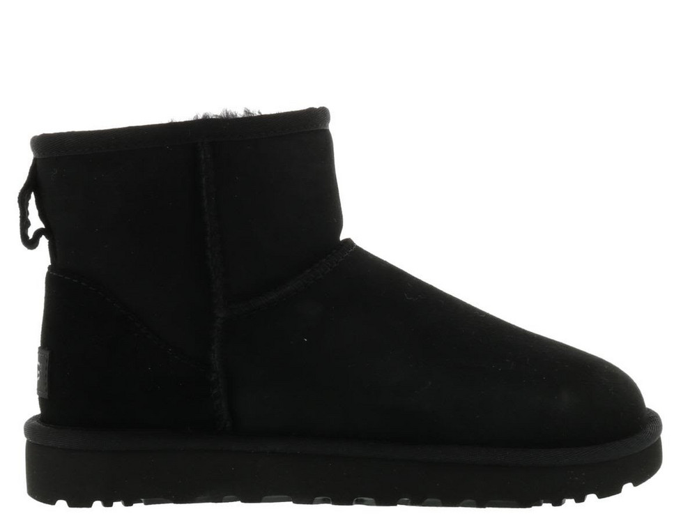 Ugg Mini Classic Boots in black
